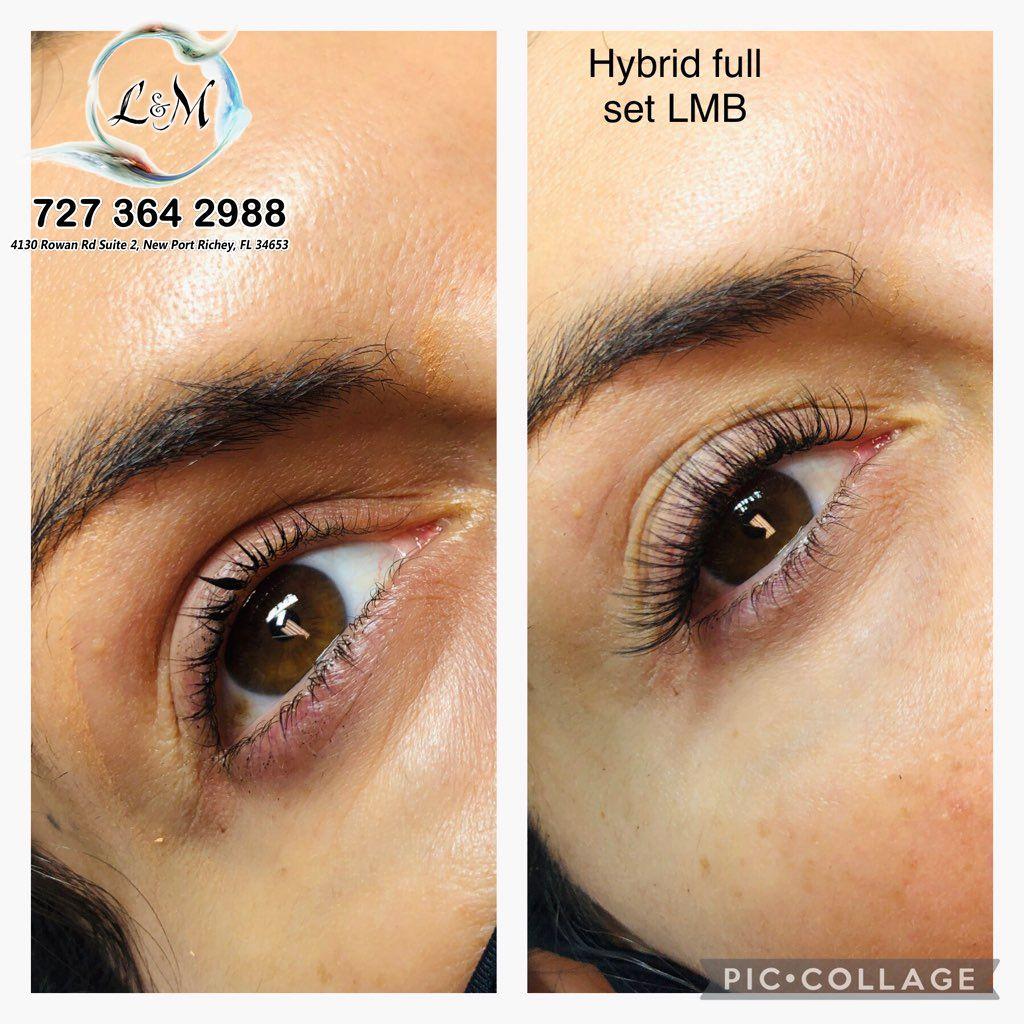 We take pride in doing the best job of eyelash extensions in FL 34653